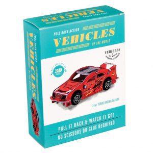 car-pullback
