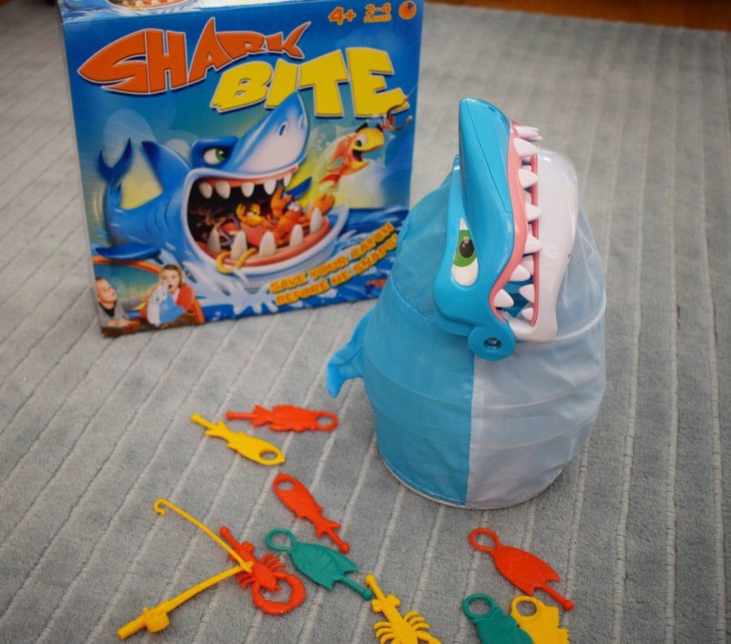 shark-bite