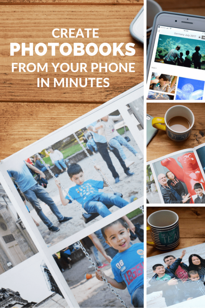 Create Photobooks from your phone in minutes with Popsa