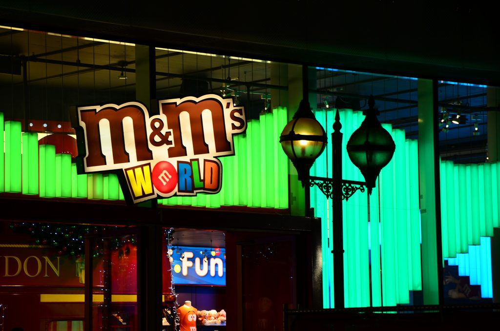m&m-world-london