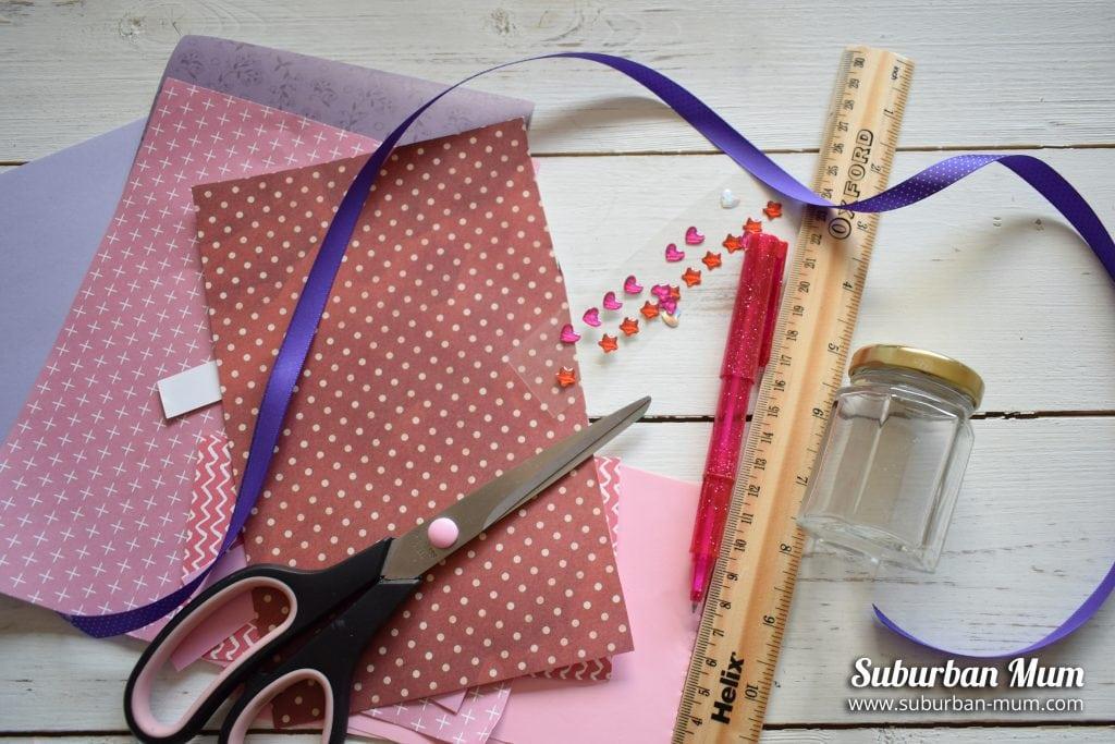 origami-hearts-matrials
