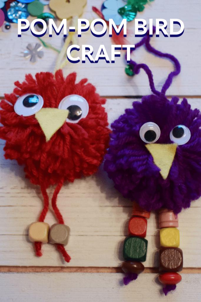 Pom-Pom Birds (1)