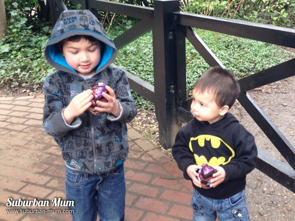 cadbury-egg-hunt-claremont-garden