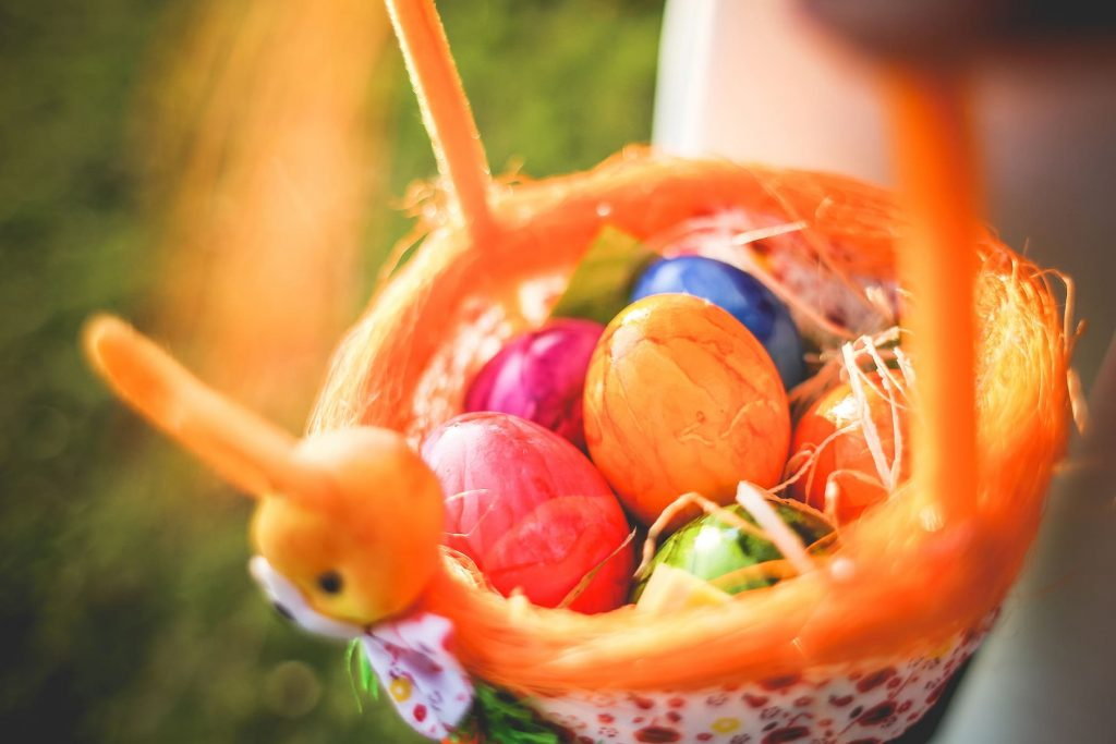 Easter Activities in Kingston with kids