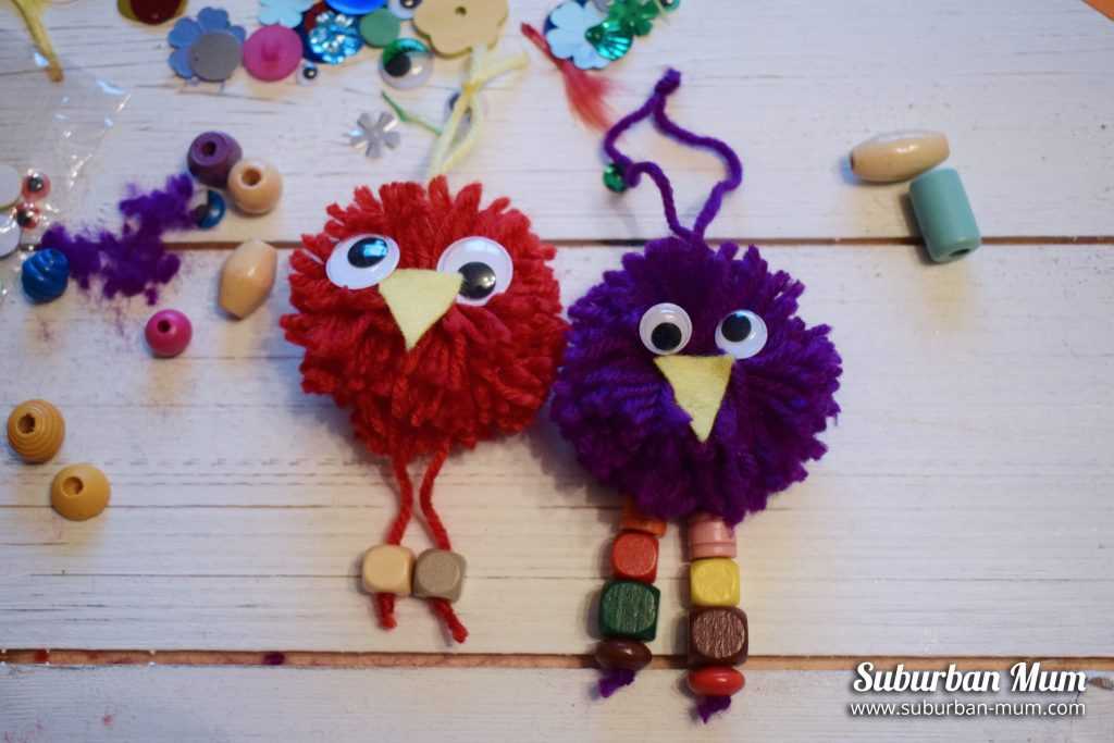 pom-pom-bird-craft
