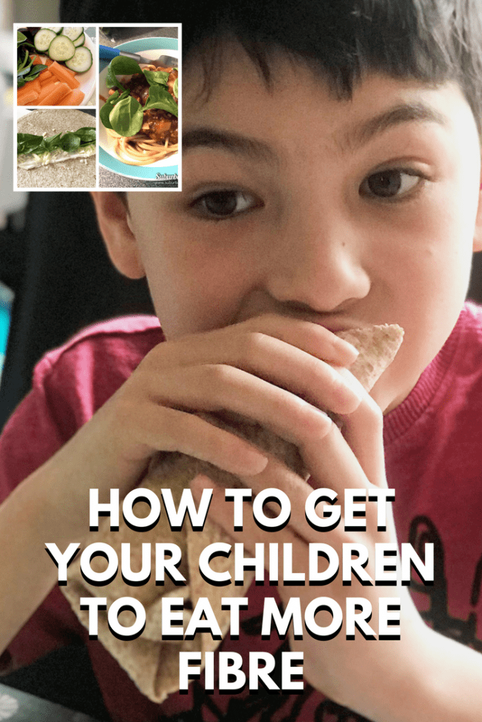 How to get your children to eat more fibre