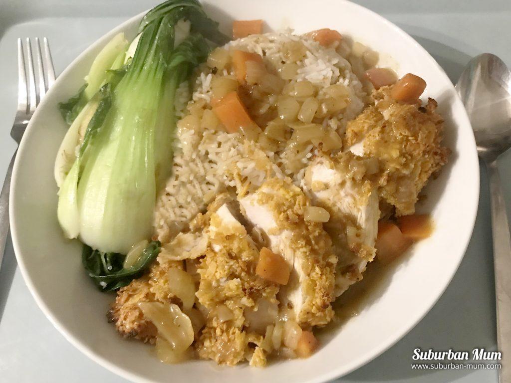 Chicken Katsu Curry - recipe