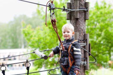 child-zip-line