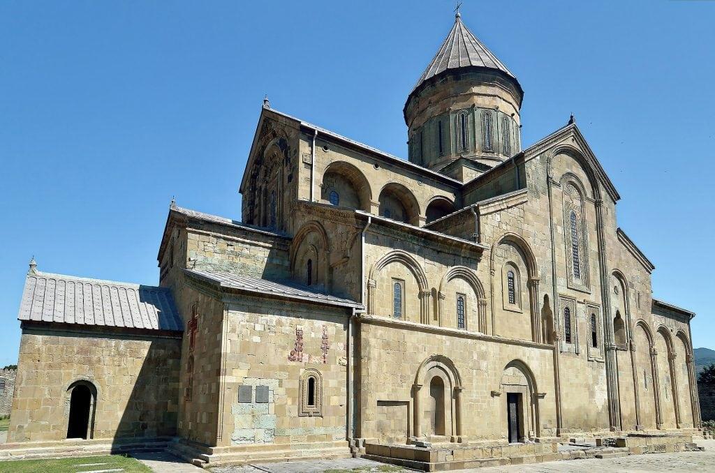 Cities to visit in Georgia - Mtskheta