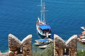turkey-tour-with-gulet-boat