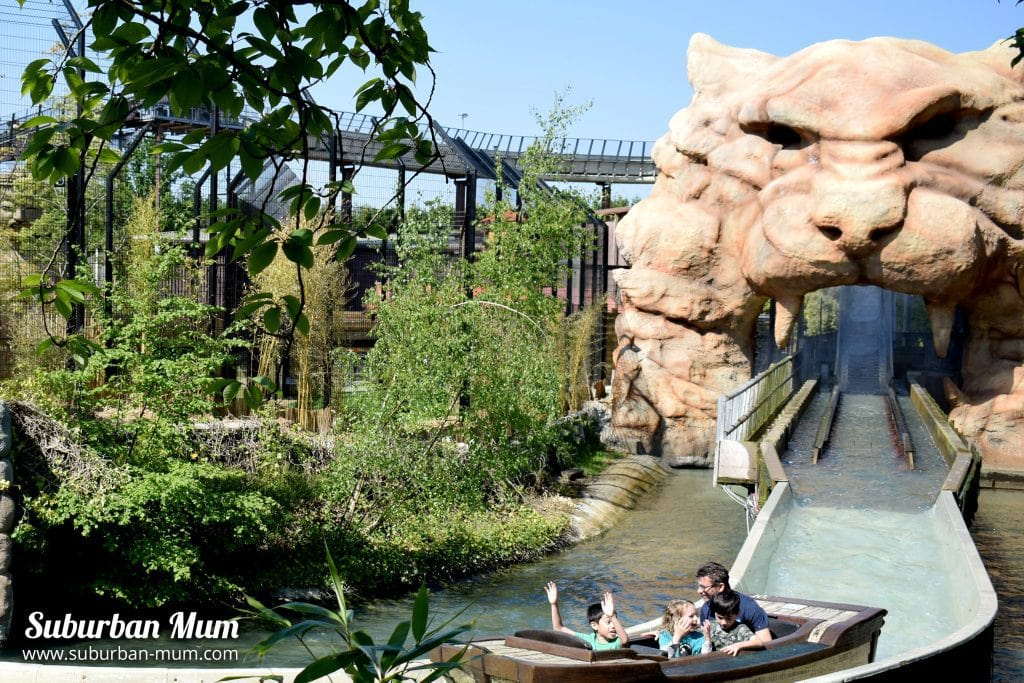chessington-tiger-rock-log-flume