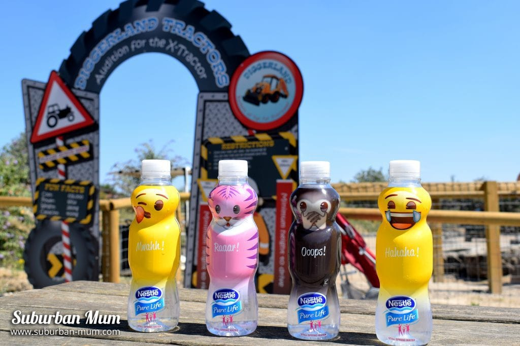Keeping kids hydrated with Nestle Pure Life Water Buddies