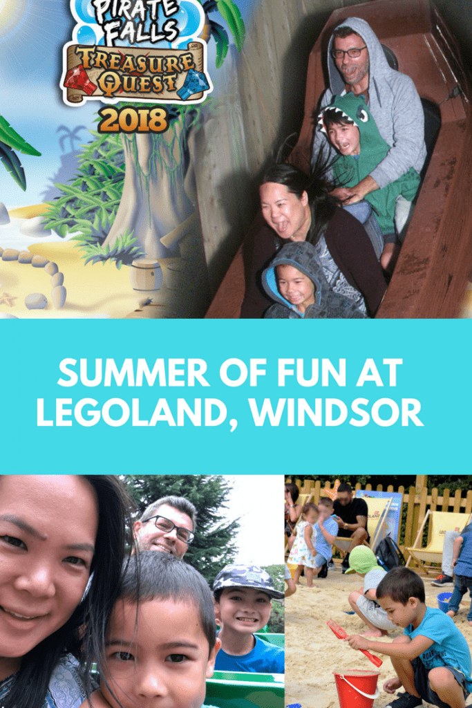 Summer of fun at LEGOLAND