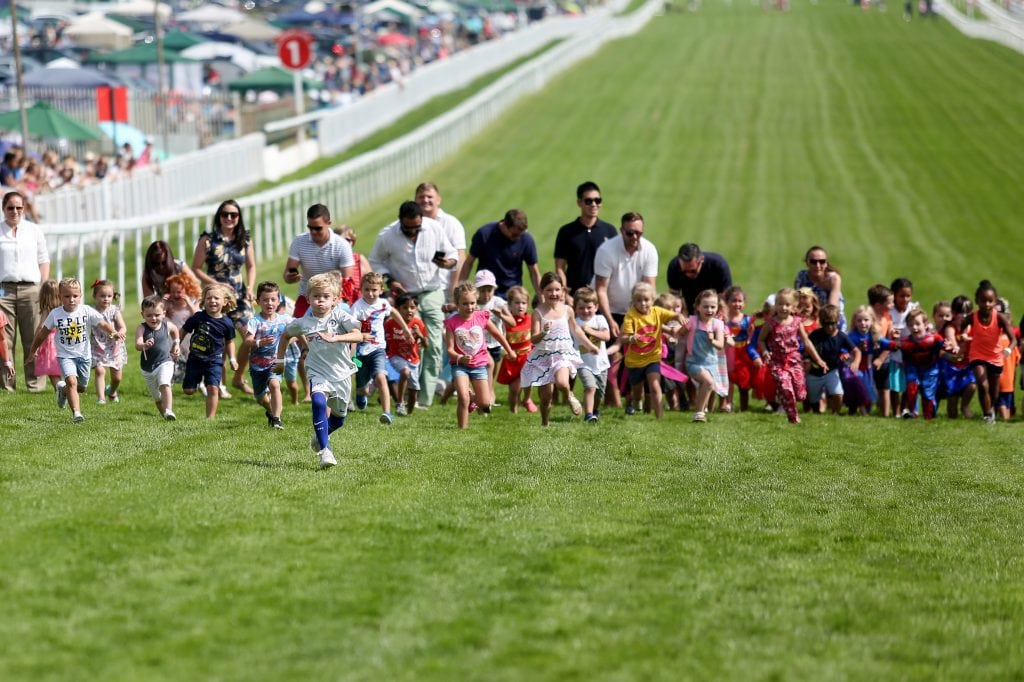 epsom-downs-family-fun-day-children-racing