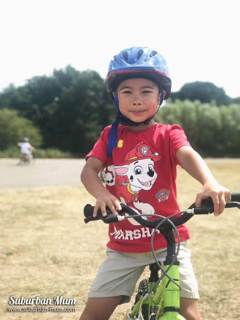 m-bike-riding
