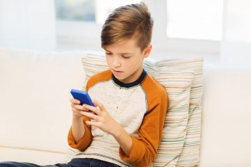 boy-using-phone