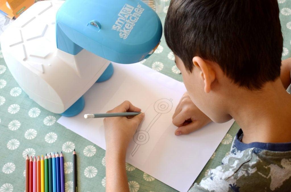 e-smart-sketcher-tracnig