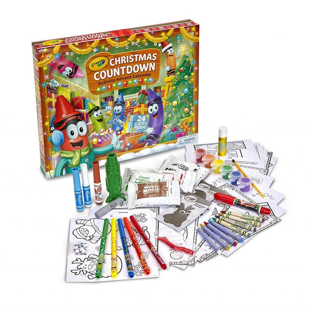 crayola-advent