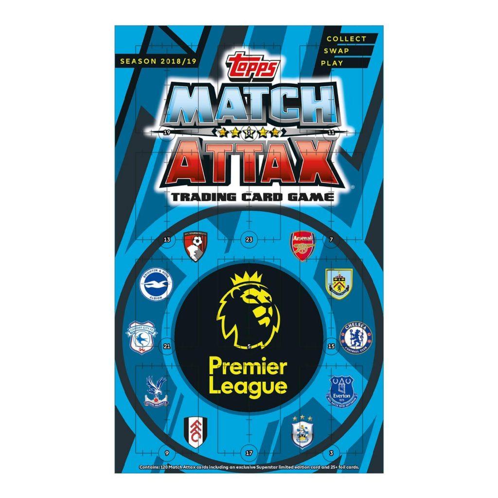 match-attax-advent-prem-league