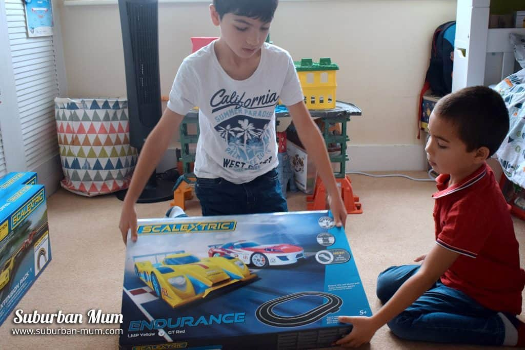 Scalextric Endurance review