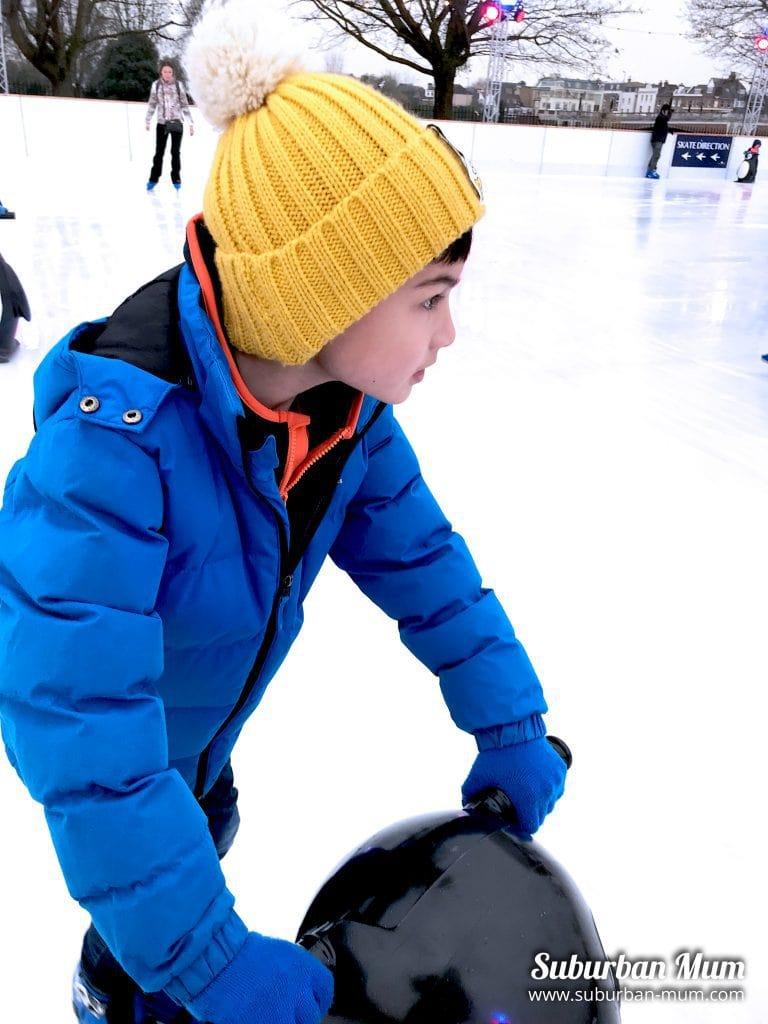 e-skating
