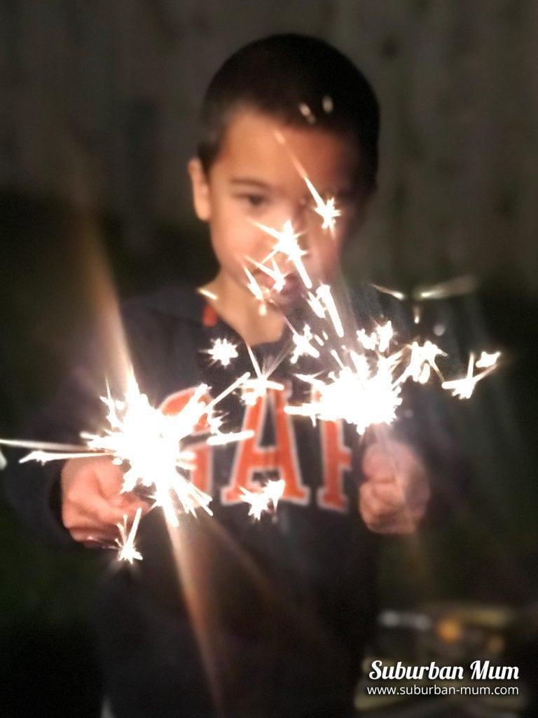 m-sparkler