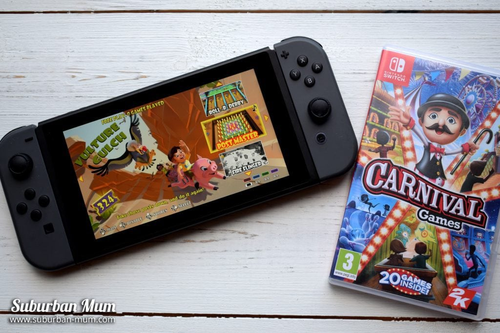 carnival games switch review