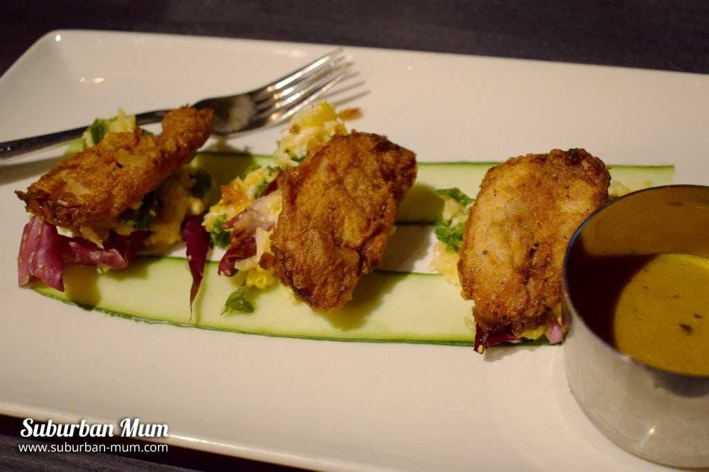 The Spring Tavern, Ewell - Crispy Karage Chicken