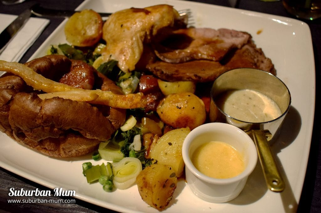The Spring Tavern, Ewell - Roast Dinner