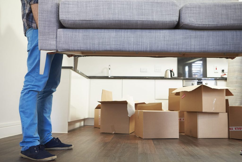 tips for a less stressful house move