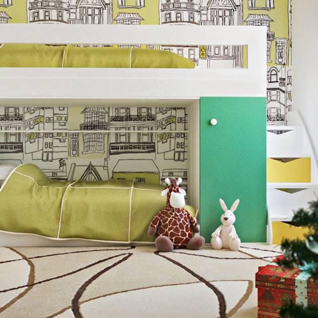 Modern nursery/kids room by ILKINGURBANOV Studio
