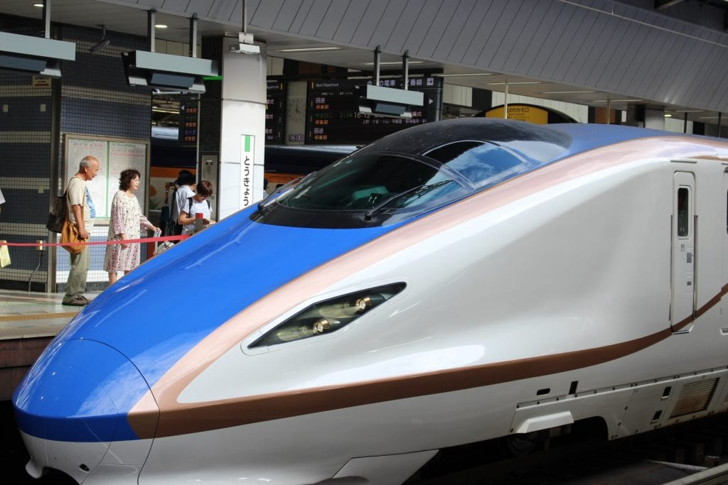 shikansen-bullet-train