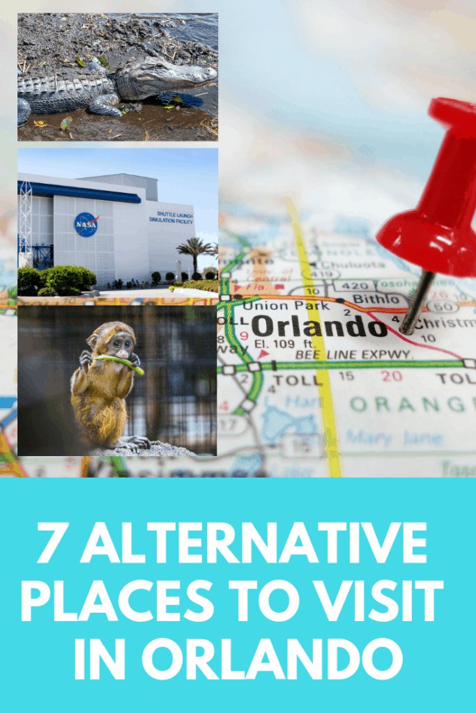 7 alternative places to visit in Orlando