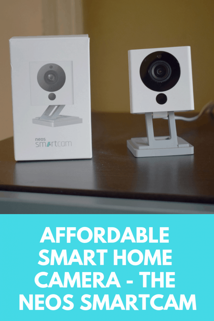 Affordable Smart Home Camera - The Neos SmartCam