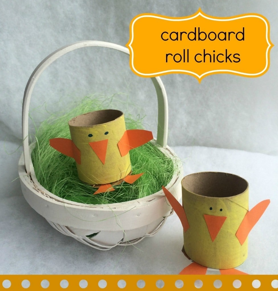 cardboard-roll-chicks-gingerbread-mum