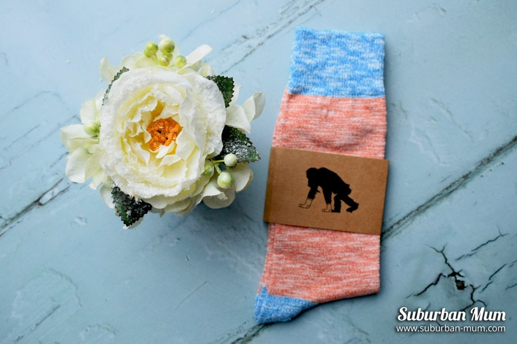 Mother's Day Gift guide: Critically Endangered socks