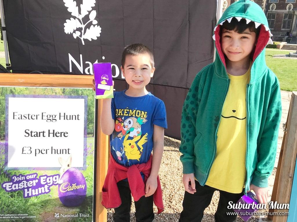ham-house-easter-egg-hunt