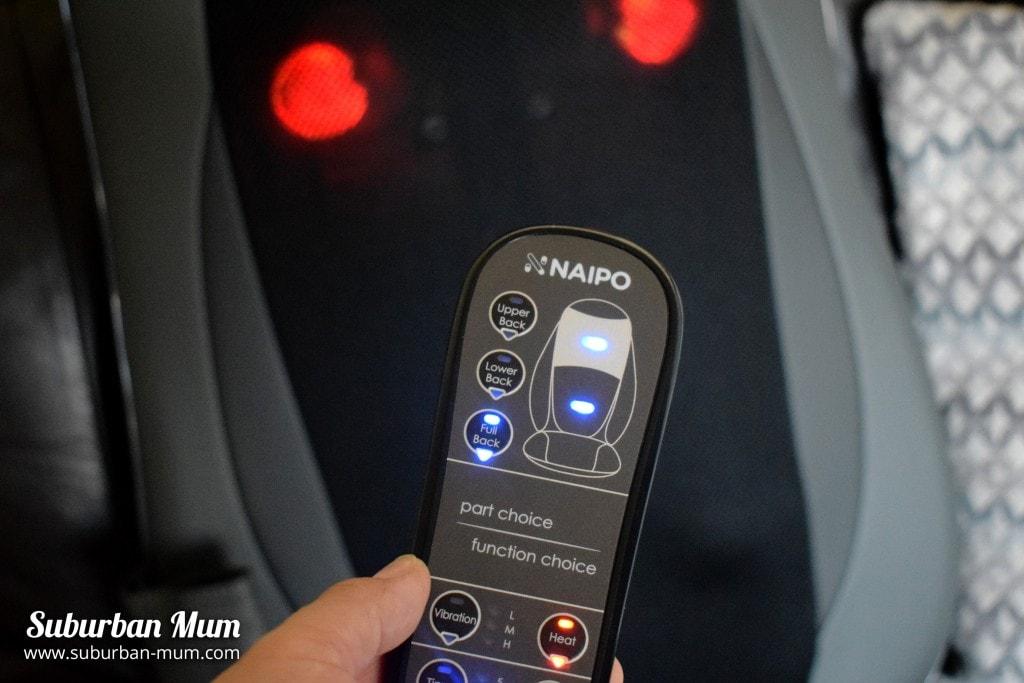 naipo-shiatsu-back-massager-remote-control