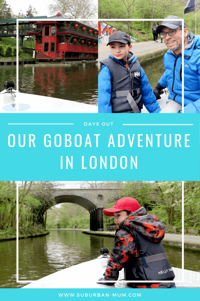 Our GoBoat Adventure in London