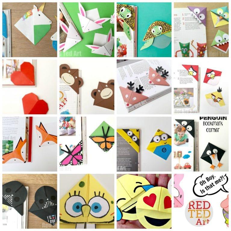 corner-bookmarks-redtedart