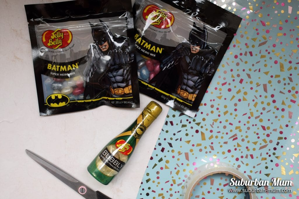 Jellybelly DC Comics Special Edition Batman Jellybelly sweets