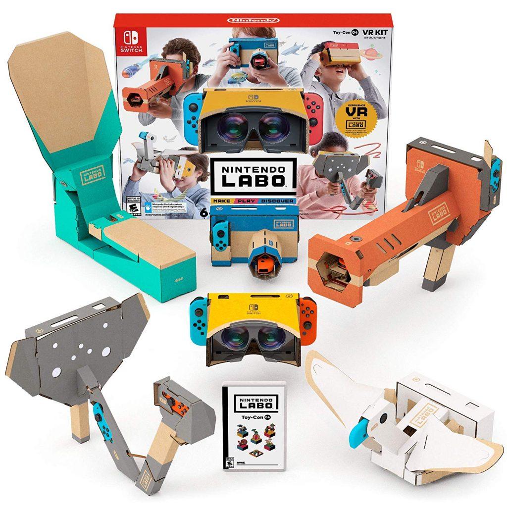 Nintendo LABO VR Kit for Nintendo Switch