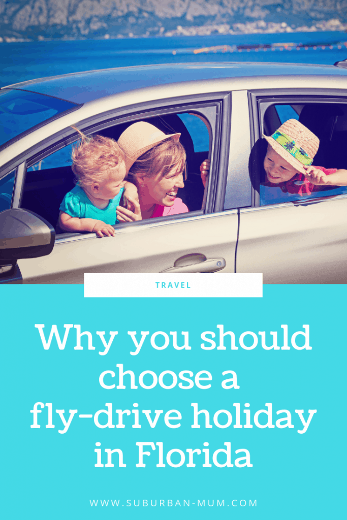 Why you should choose a fly-drive holiday in Florida