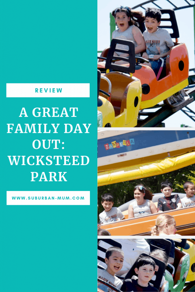 A great family day out: Wicksteed Park review