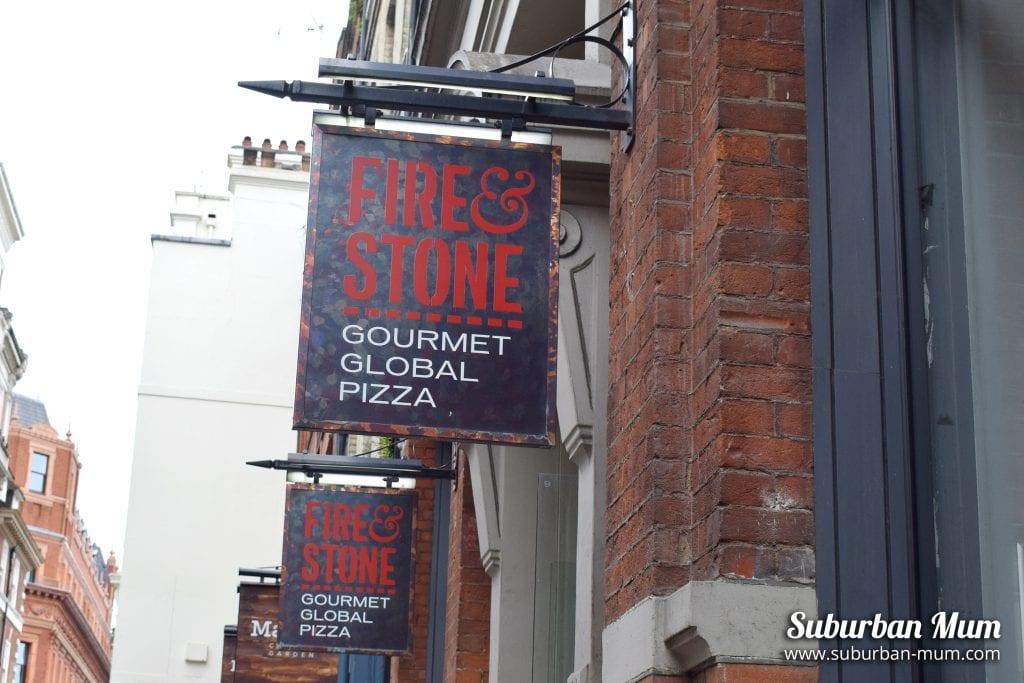 Fire & Stone Covent Garden