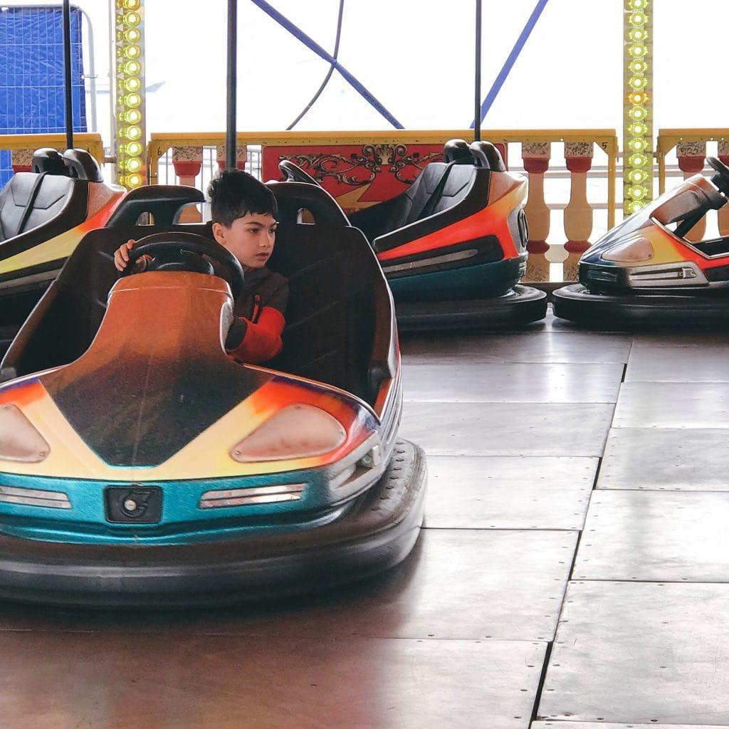 e-bumper-cars