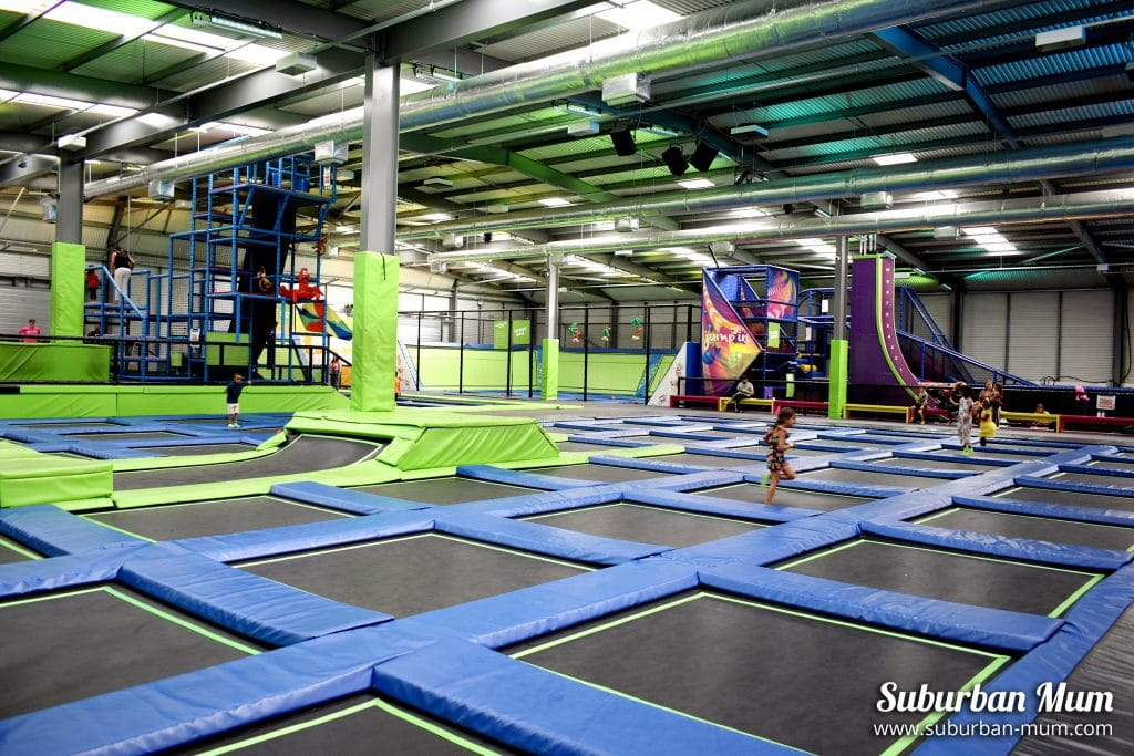 Jump In Trampoline Park, Slough