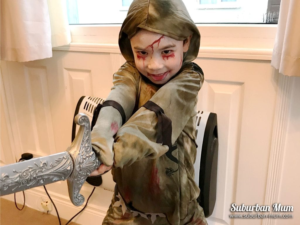 m-zombie-ninja