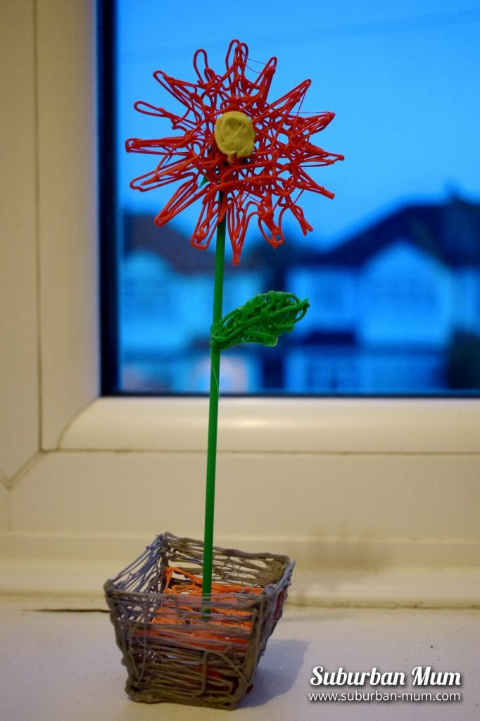 3Doodler-flower-pot