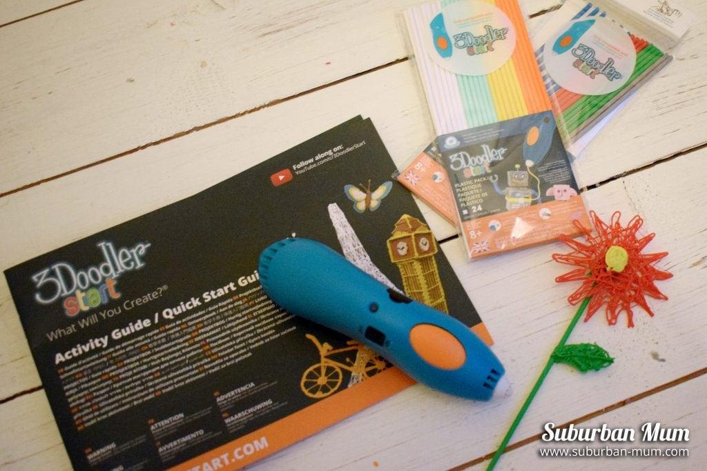 3Doodler-start